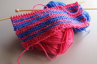 Beginning Knitting Saturdays