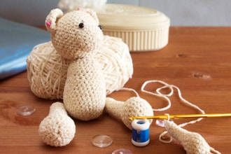 Amigurumi Cat Bunny and Bear Workshop