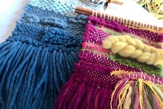 Tapestry Weaving (Online)