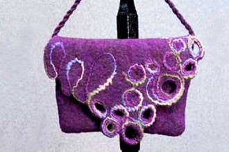 Felt Purse Beginner Intro (Berwyn)