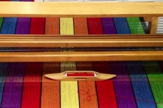 Inkle Loom: Beginner Set-Up and Band Weaving (Westmont)