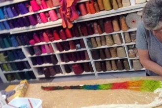 Yarn Painting & Dyeing Intro (Westmont)