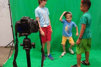Lights, Camera, Action (Ages 7 - 12)