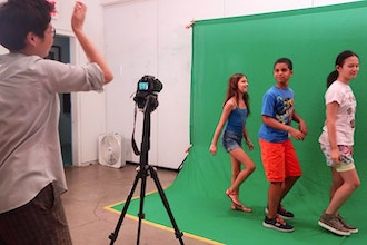 Lights, Camera, Action (Ages 7 - 13)