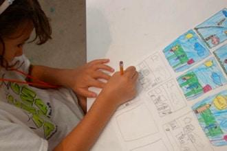 Kids Camp: Graphic Novel