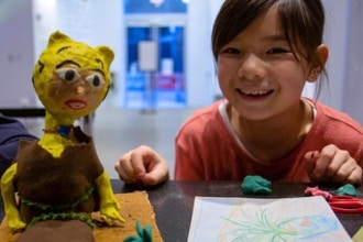 Claymation Masters (Ages 7-10)