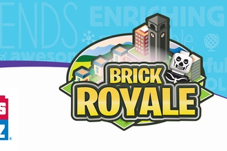 Brick Fortnite Battle Royale Ages 6+