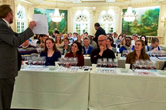 Kevin Zraly's Wine School