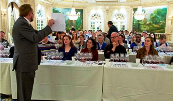 Kevin Zraly's Wine School