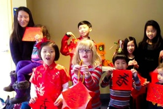 Little Linguists Learn Mandarin Ages 5-8