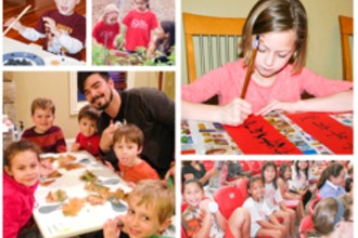 Spanish Culture Camp (Ages 3-12)
