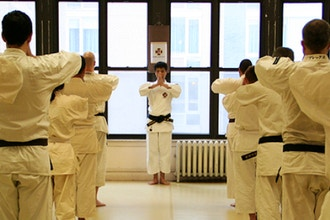 Shorinji Kempo for Students (21 years old and above)