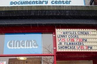 Maysles Documentary Center Photo
