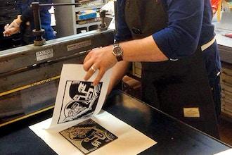 Printmaking Basics: Screenprinting, Relief, Monotype