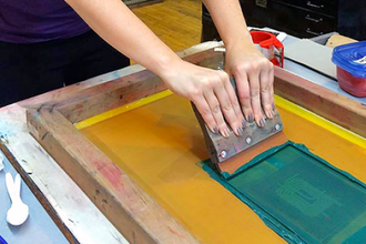 Screenprinting - Posters & Tees