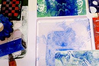Gelli® Plate Printmaking Workshop