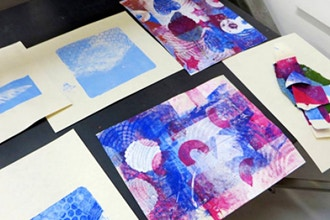 Relief Printmaking