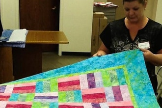 2-Day Quilt Retreat with Kaye England