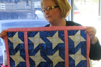 2-DAY Hands-on Quilting with Kathi Quinn!