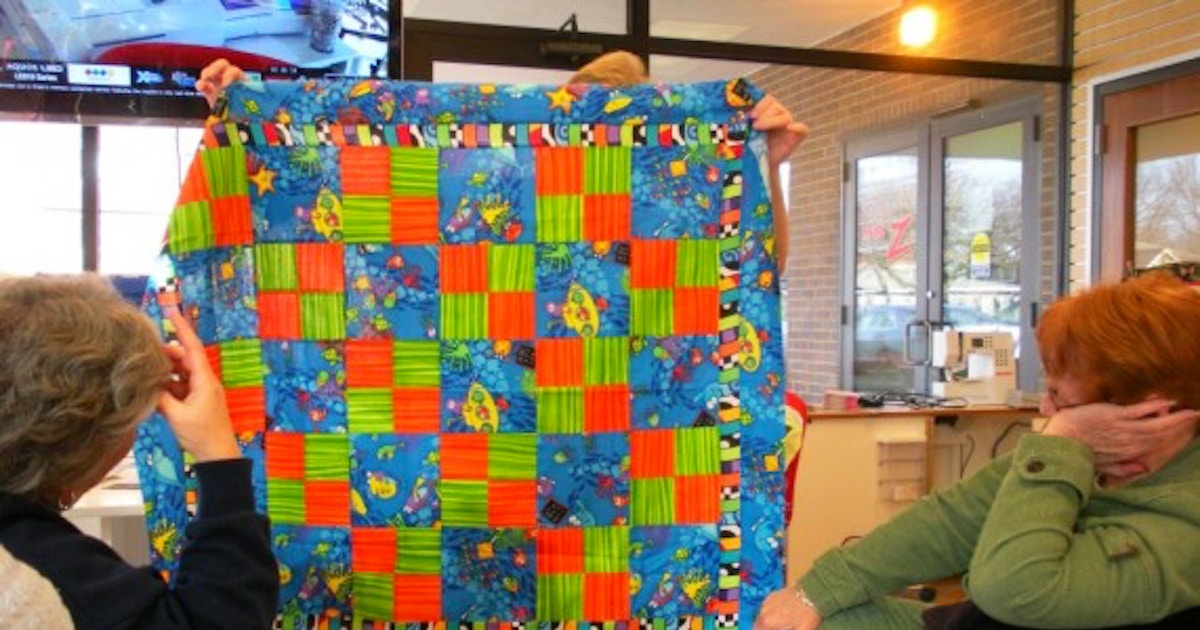 Dream Big And Create Fabulous Embroidery - Sewing Classes Chicago | CourseHorse - Linda Z's ...