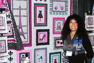 Lunch Box Quilts Trunk Show & Workshop
