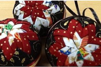 No-Sew Star Ornament