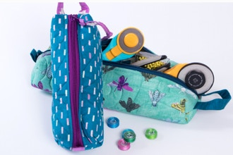By Annie Bag of the Month: Quick Zip Cases