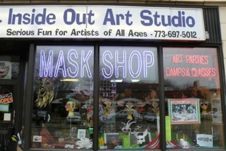 Art Side Out Studio & MASK SHOP