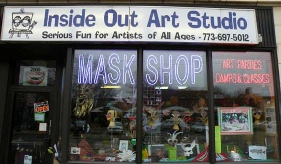 Inside Out Art Studio