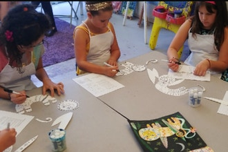 Classic Art Camps: Half Day (Package)