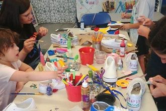 Shoo-be-dooby-DIY-Shoes Workshop