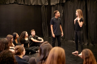 Intro to Improv for Teens