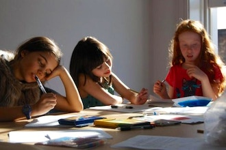Drawing and Painting Workshop (Ages 8-12)