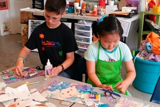 Columbus Day ART Camp