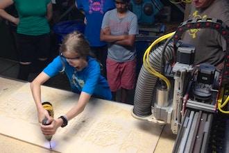 Summer Maker Camp (Ages 11-14)