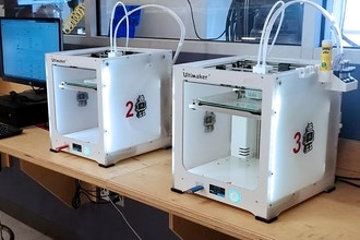 Basic Use and Safety: Ultimaker 3D Printer