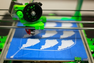 Tangible Ideas: An Introduction to 3D Printing