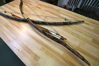 Cupid's Arrow: Make Your Own Bow