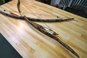 cupid s arrow make your own bow metal working classes new york