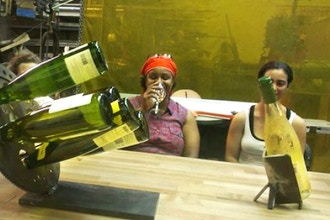 Women, Welding, and Wine