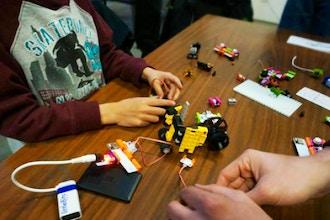 WKND Tech: LittleBits + LEGO