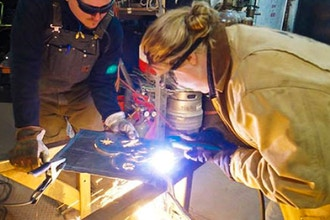 Date Night! Plasma Cutting Workshop
