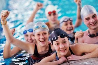 Advanced Beginner Swimming