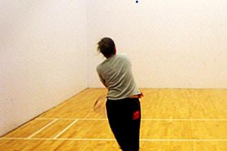 Beginner/Intermediate Racquetball