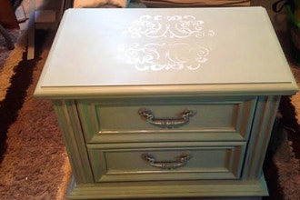 Introduction to Furniture Painting - Upcycling