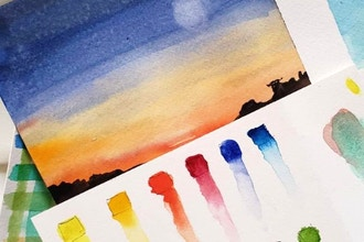 Virtual Introduction to Watercolor
