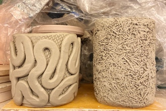 Virtual Ceramics: Coil Construction
