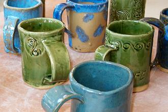 Adult Artist Ceramics