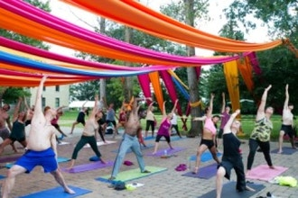 Sukhava Bodhe - Yoga & Music Festival