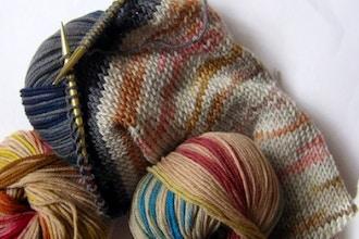 Knit The Heff Muff